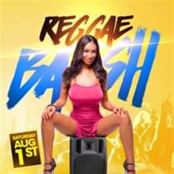 Reggae Bash Aug1st @Studio54