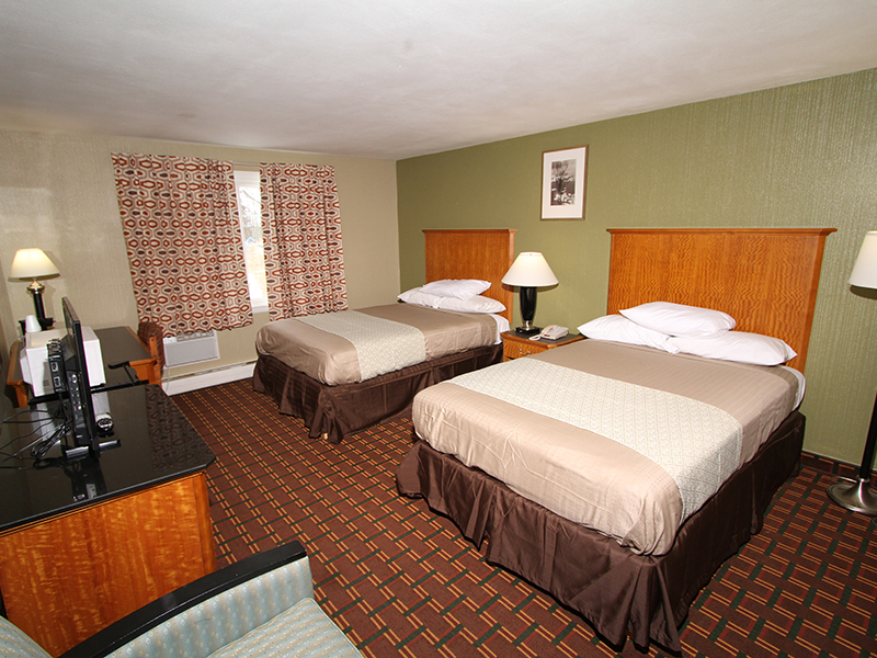 Non Smoking 2 Bed Room