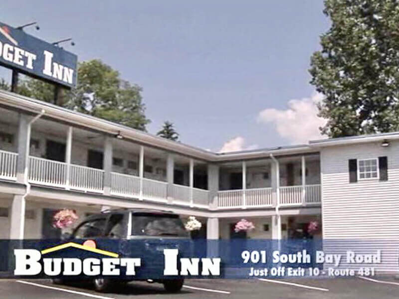 Outdoor Views - Budget Inn